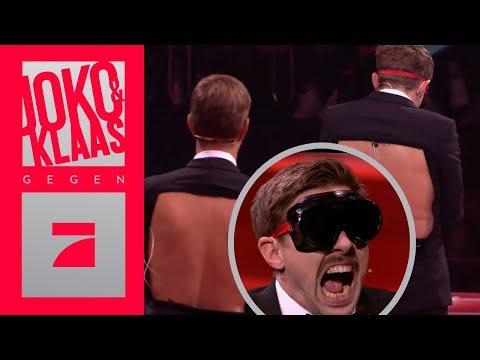 Ich hab' Rücken - Joko & Klaas werfen sich gegenseitig ab | Spiel 3 | Joko & Klaas gegen ProSieben