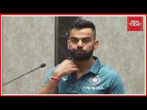 Virat Kohli Meets The Press