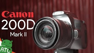 Canon 200D Mark II in Depth Review in Bangla | Best Budget Camera?
