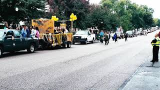 2019 Shawnee Mission West Homecoming Parade