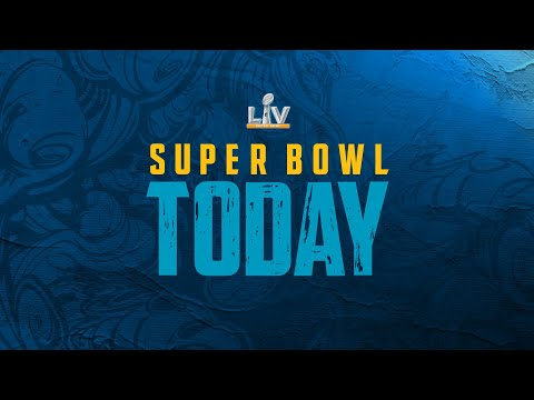 Super Bowl Today Day 1