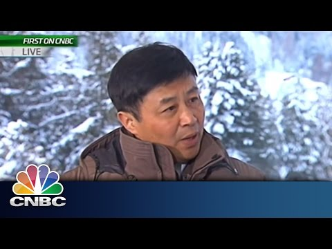 Cheap Oil and Rich China | Davos 2015 | CNBC International