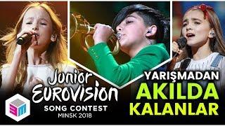 2018 Junior Eurovision Şarkı Yarışmasının Ardından Düşüncelerimiz