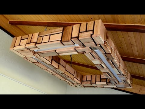 light wood décor