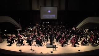 Empire Film Music Ensemble (EFME) performs Batman: Evolution