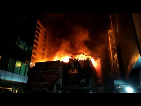 Mumbai fire kills at least 15: police