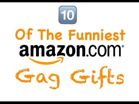 10 of the Funniest Gag Gifts on Amazon