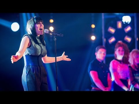 Christina Marie Performs 'Vision Of Love' - The Voice UK 2014: The Knockouts - BBC One
