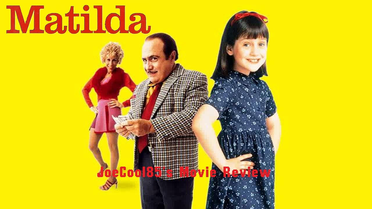 matilda film essay In this book, matilda discovers her love of books and by the age of three, has taught herself to read at four she has read all the children's stories in the library.
