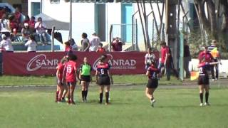 Piratas Rugby x São José Feminino