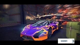 Asphalt 8, new update, best car decals, all S class cars racing