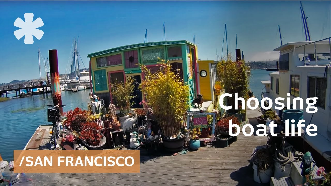 Choosing Freedom Of Tiny Home Boat Over Hollywood Life   YouTube