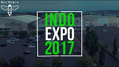 Indo Expo Portland 2017 | Bee-Nails Events