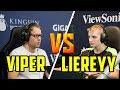 Euro LAN - TheViper vs Liereyy
