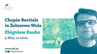 Sunday Chopin Recitals in Żelazowa Wola | Zbigniew Raubo