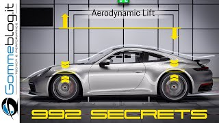 2019 Porsche 911 (992) - SECRETS and PERFORMANCE