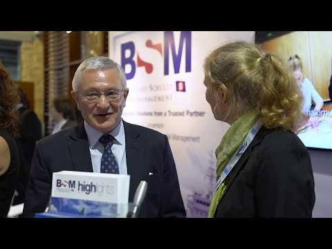 BSM at Cyprus Maritime 2017