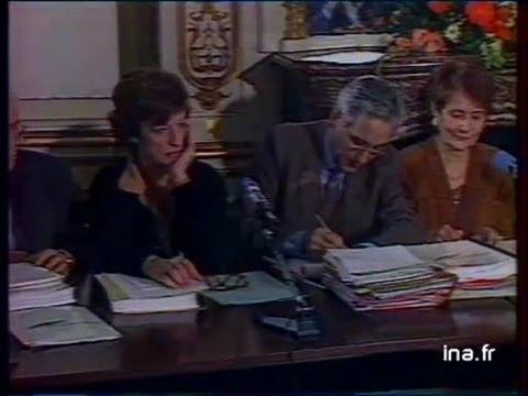 JA2 20H : EMISSION DU 21 SEPTEMBRE 1987