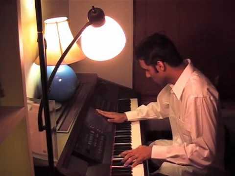 Tujhe Bhula Diya (Anjaana Anjaani) feat. Aakash Gandhi on Piano