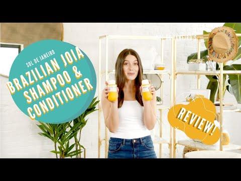 REVIEW: Sol de Janeiro Brazilian Joia Shampoo & Conditioner with Emma