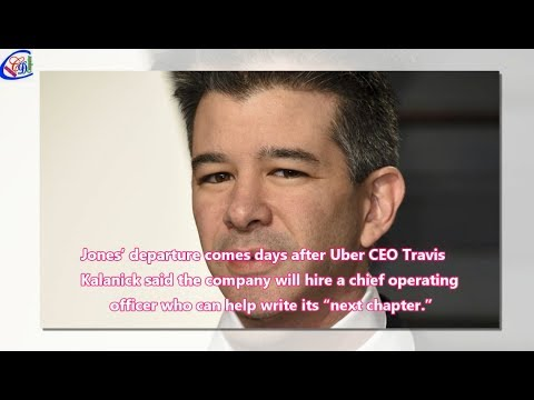 President of Uber leaves after 6 months on job  2017