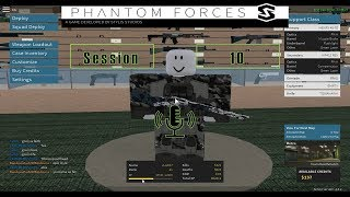 """ROBLOX Phantom Forces (Session 10) - """"Now With Audio!"""""""