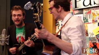 Chris Thile and Michael Daves - My Little Girl in Tennessee - 5/17/2011 - Paste Magazine Offices