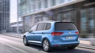 Тест драйв нового Volkswagen Touran - Новинки авто 2015 - 2016
