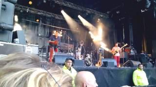Intro Clavier – Fat Bastard Gangband – Fêtes Escales