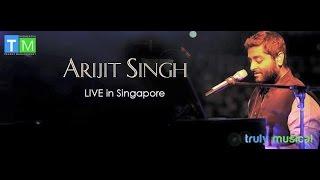 Arijit Singh Live Singapore 2016 Part 15 (Jeena Jeena, Bolna, Phir Le Aaya Dil)