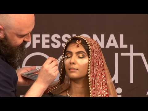 Demo of Kryolan by Make-up expert Tim Pearson