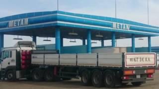 Форново Газ в Узбекистане