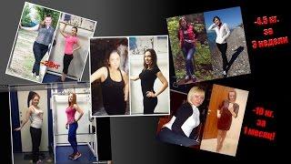 Как быстро похудеть? Диета для похудения! Что главное еда или тренировки?
