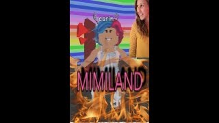 ROAST YOURSELF CHALLENGE - MIMI LAND/VERSION ROBLOX