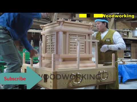 Amazing WoodWorking Skills Techniques Tools    DIY Beautiful Woodworking Projects You MUST See