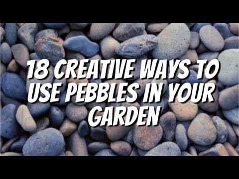 How To Use Pebbles In Your Garden: Creative Landscaping Ideas With Pebbles
