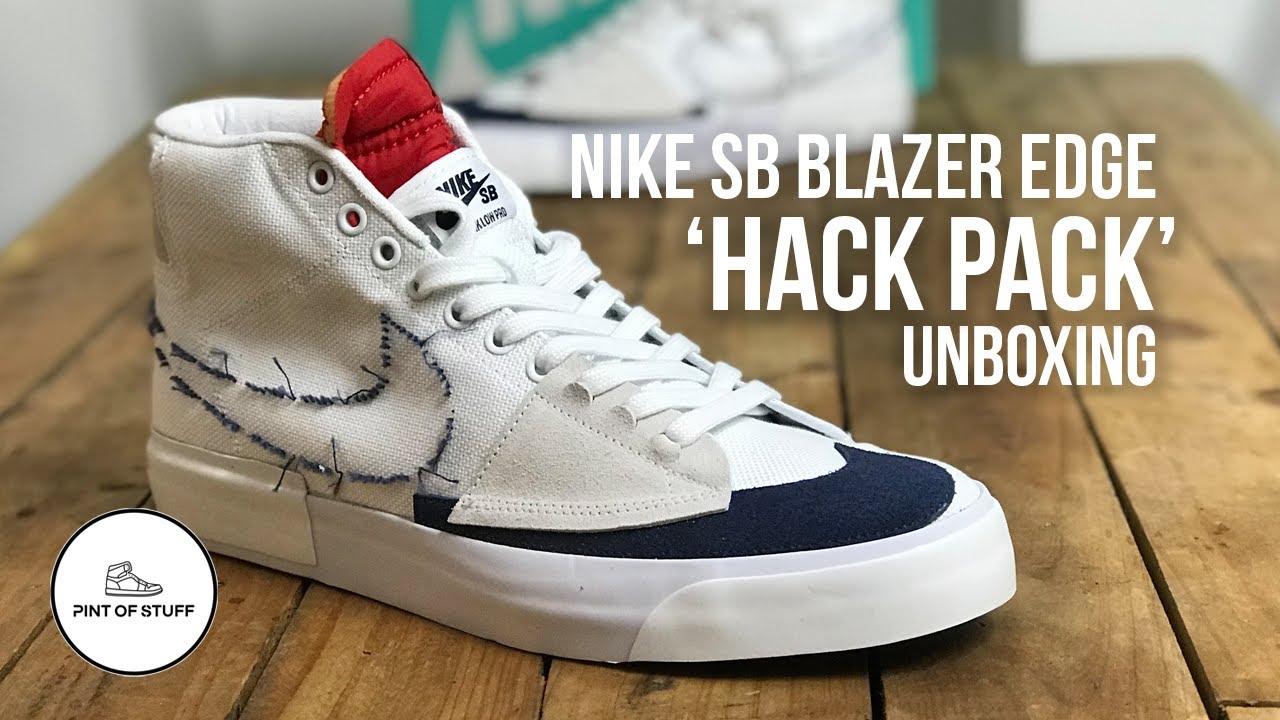 HACK IT - Nike SB Blazer Mid Edge