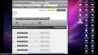 Upload questionnaires to Qualtrics