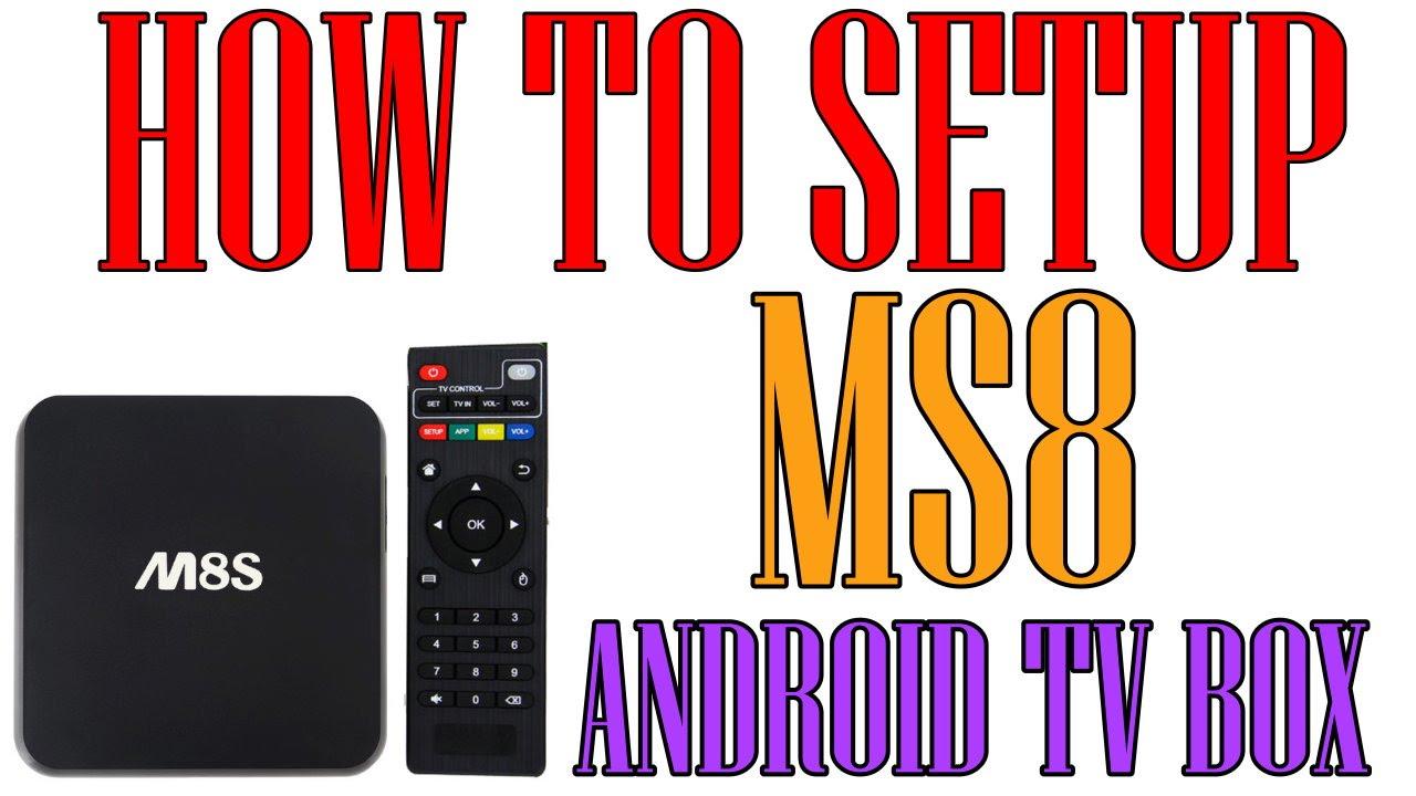 mini tv box how to use