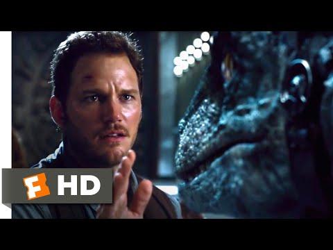 jurassic-world-(2015)---raptors-vs.-indominus-(8/10)-|-jurassic-park-fansite