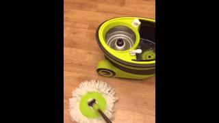 Супер прочная ведро со шваброй !!!Super spin mop
