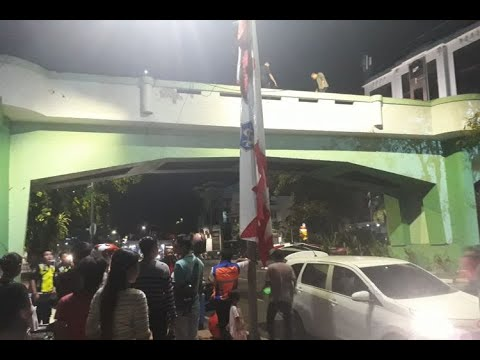 Polisi Periksa Empat Saksi Kecelakaan Melibatkan Penonton Drama Kolosal Surabaya Membara Mp3