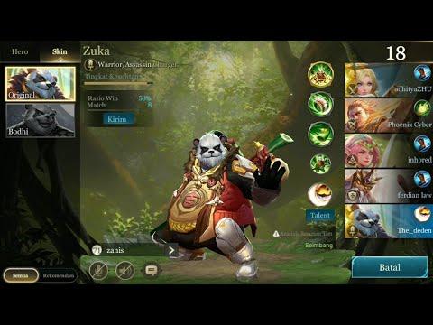 Arcana Dan Item Build Yang Cocok Buat Zuka Arena Of Valor Aov