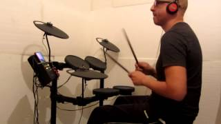 Only good for conversation, Rodríguez. Drum cover Yamaha DTX 400