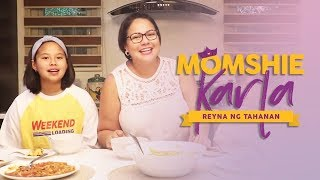 Everyday DISHkarte with Carmela and Jordan | Momshie Karla: Reyna ng Kusina