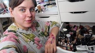 PORZĄDKI W TOALETCE | Makeup Declutter