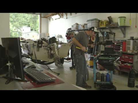 Woodard Marine Service department Software video