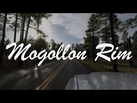Mogollon Rim: Car Camping, Trout Fishing, & Fire Bans