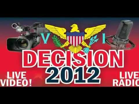 Decision 2012 Part 3    Thursday, October 11, 2012