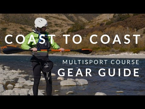 Coast To Coast Multisport Course GEAR GUIDE